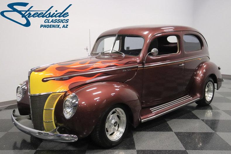 For Sale: 1940 Ford