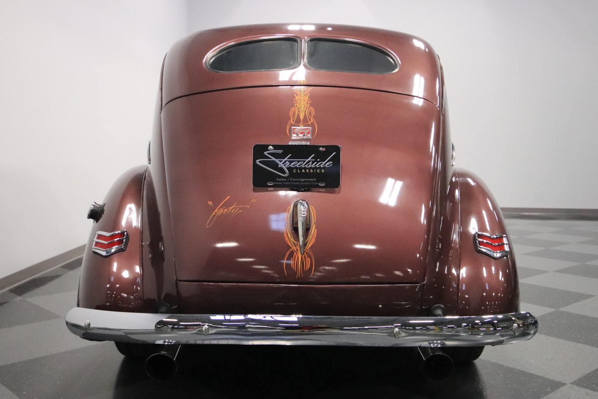 1940 Ford 2 Door Sedan | My Classic Garage