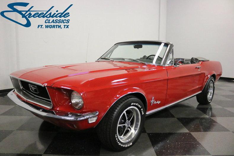 For Sale: 1968 Ford Mustang