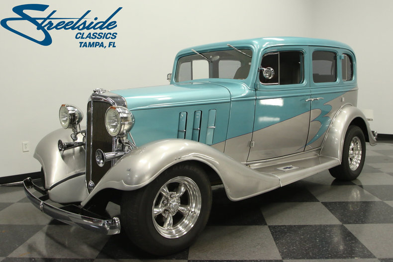 For Sale: 1933 Chevrolet Master