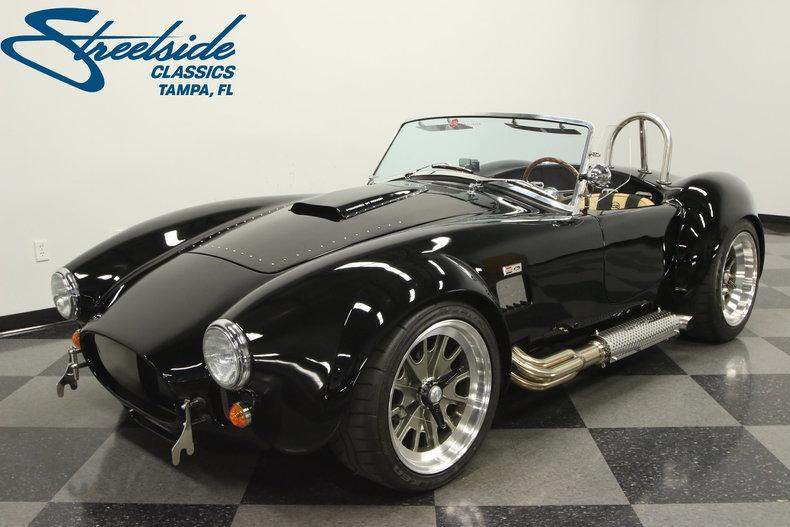 For Sale: 1965 Shelby Cobra Backdraft 427