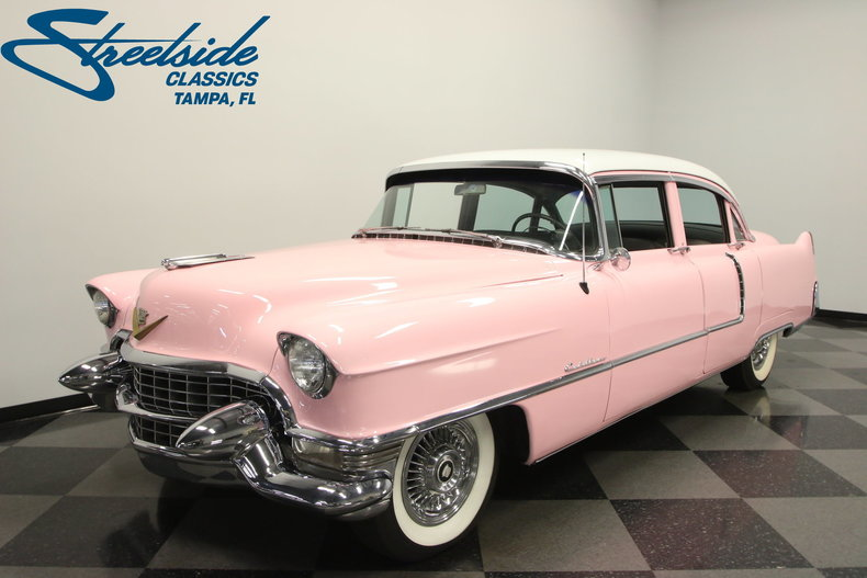For Sale: 1955 Cadillac Series 62