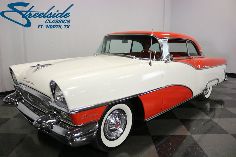 For Sale: 1955 Packard Clipper