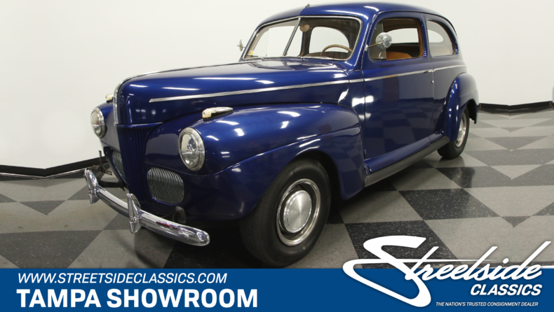 For Sale: 1941 Ford Tudor Sedan