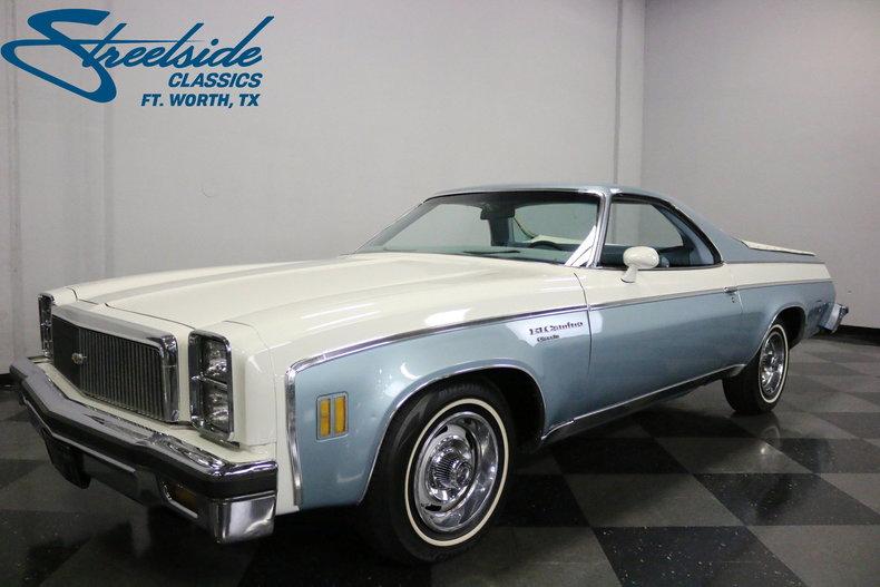 For Sale: 1977 Chevrolet El Camino