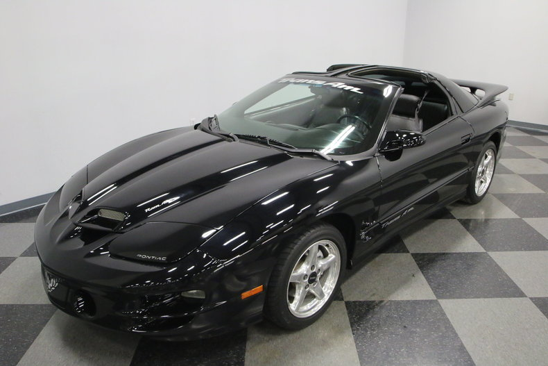 2001 pontiac firebird streetside classics the nation 39 s trusted classic car consignment dealer. Black Bedroom Furniture Sets. Home Design Ideas