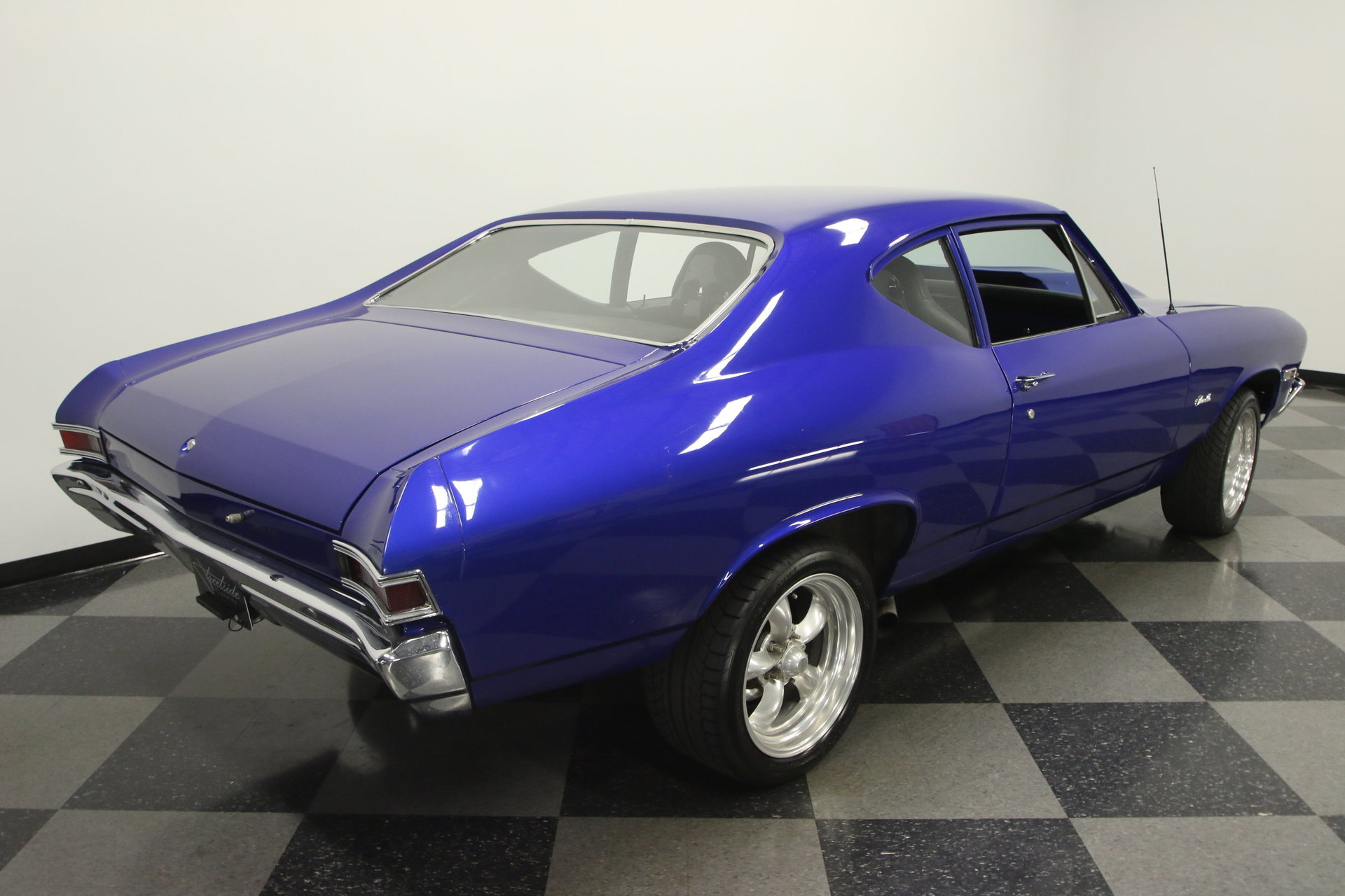 chevrolet vehicle muscle highlights seized pin ss blood chevelle for sale