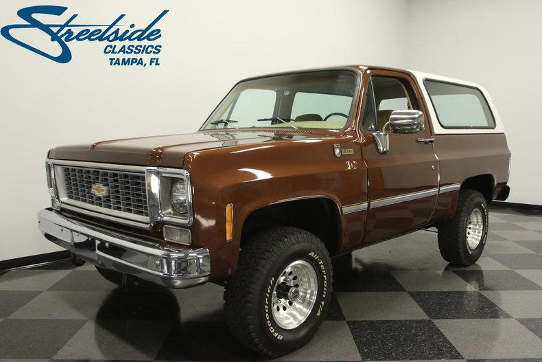 For Sale: 1977 Chevrolet K5