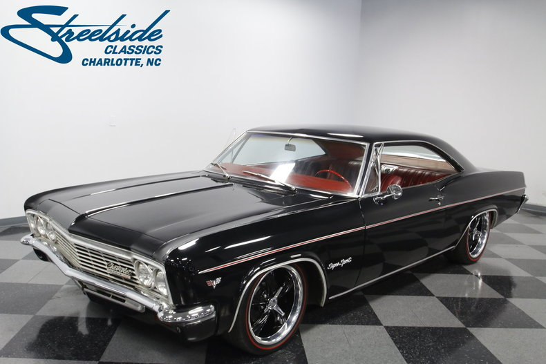 For Sale: 1966 Chevrolet Impala