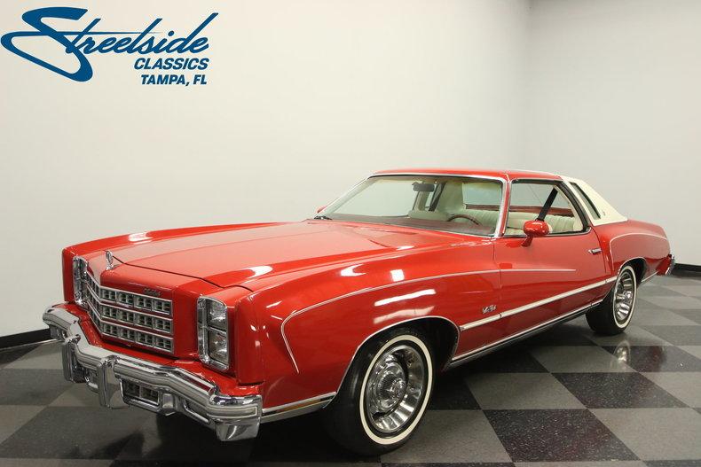 For Sale: 1977 Chevrolet Monte Carlo
