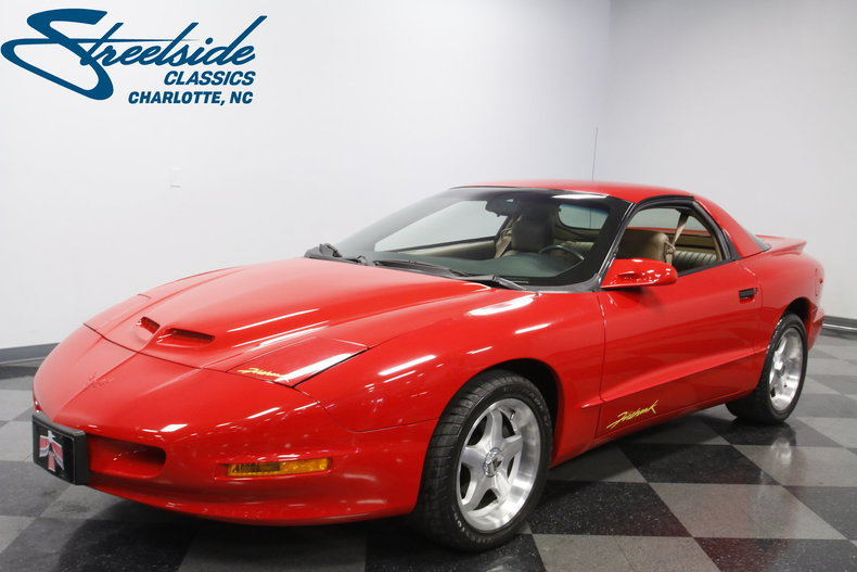 For Sale: 1993 Pontiac Firebird
