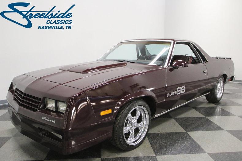 For Sale: 1987 Chevrolet El Camino