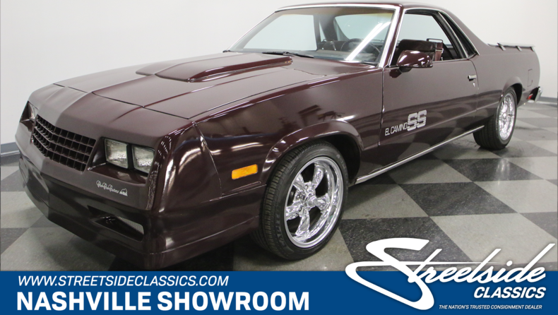 For Sale: 1987 Chevrolet El Camino