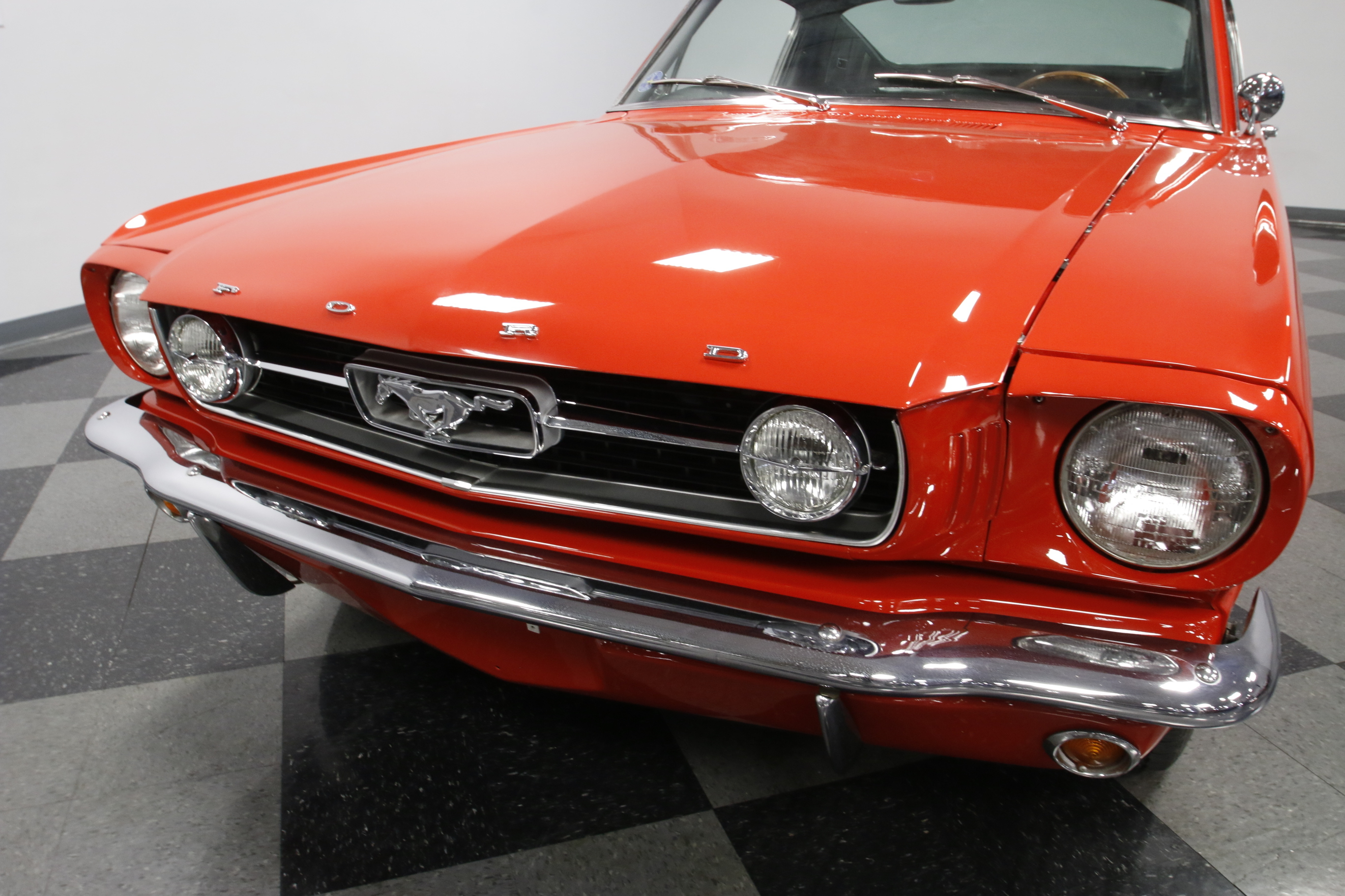 4475-CHA | 1966 Ford Mustang Fastback | Streetside Classics