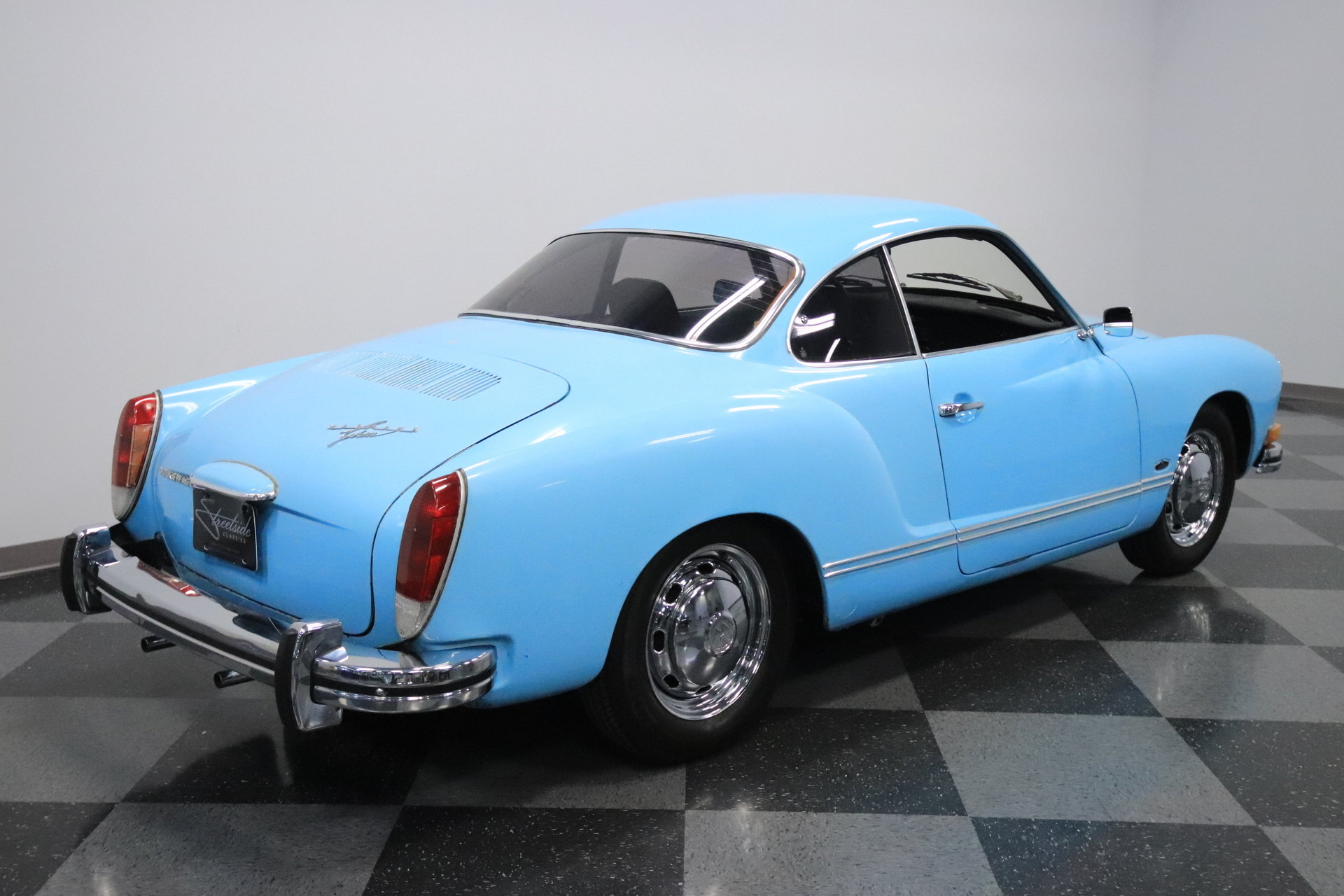 volkswagen karmann ghia streetside classics  nations trusted classic car