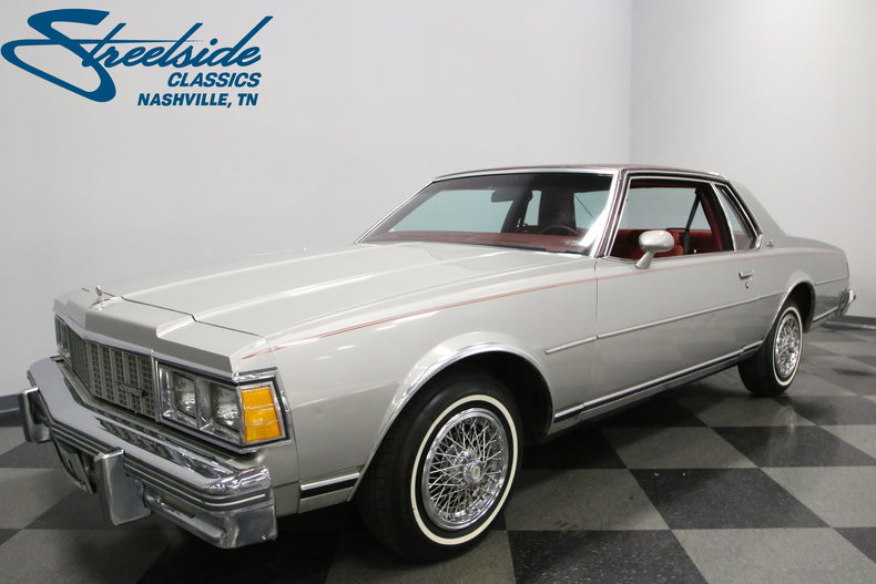 For Sale: 1979 Chevrolet Caprice