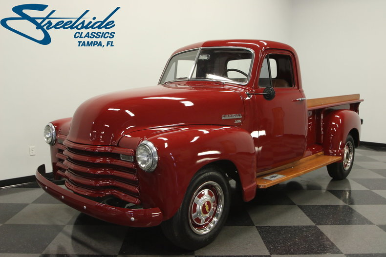 For Sale: 1951 Chevrolet 3600