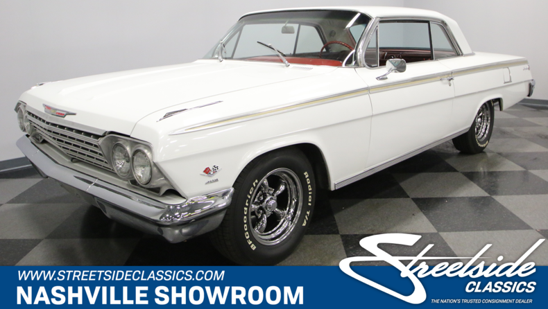 For Sale: 1962 Chevrolet Impala