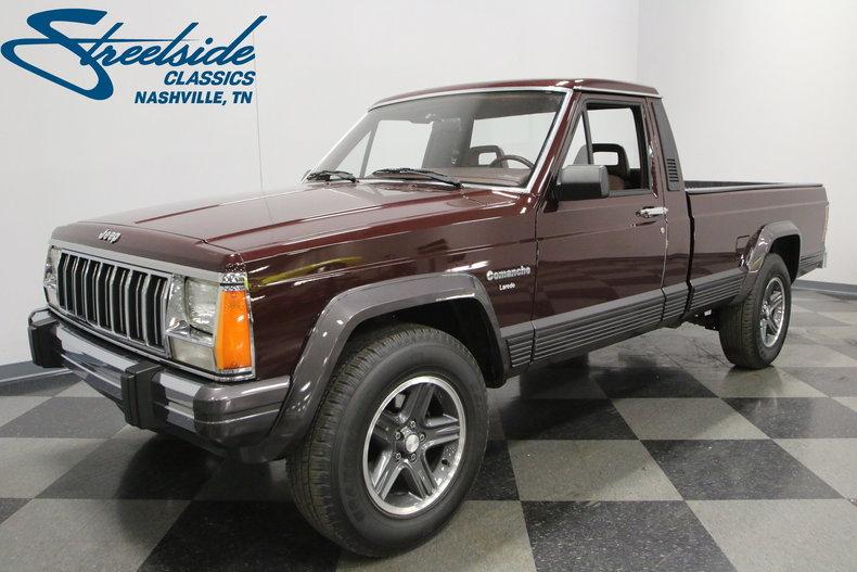For Sale: 1988 Jeep Comanche