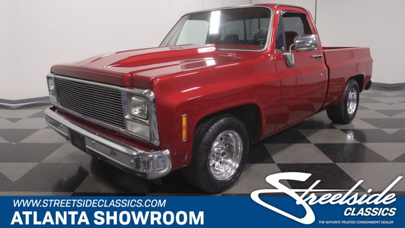 For Sale: 1980 Chevrolet C10