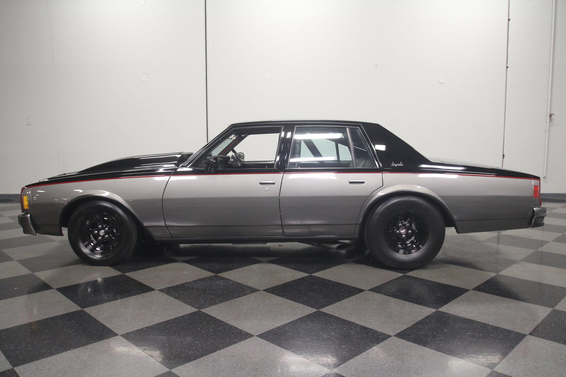 1979 Chevrolet Impala Drag Car for sale #78933   MCG