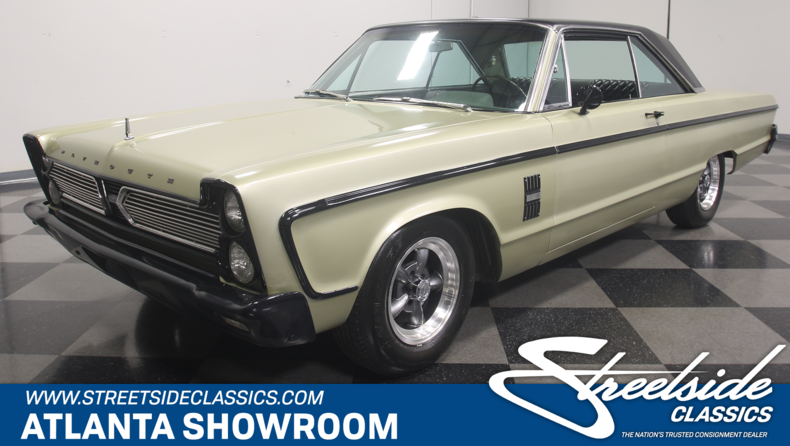 For Sale: 1966 Plymouth Fury III