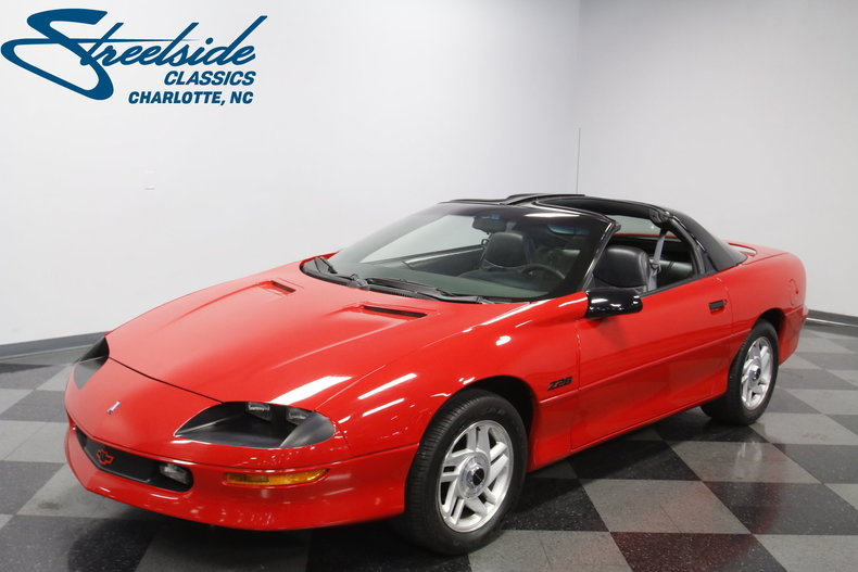 For Sale: 1995 Chevrolet Camaro