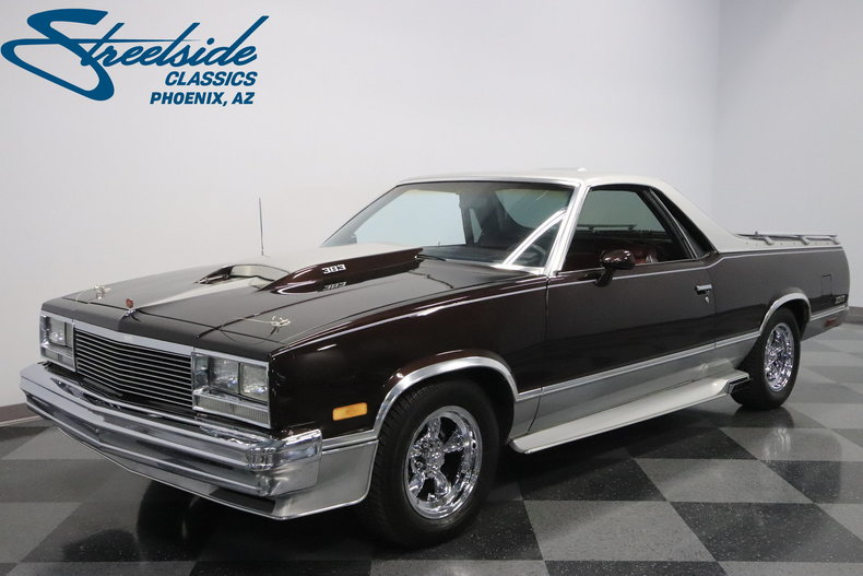 For Sale: 1985 Chevrolet El Camino