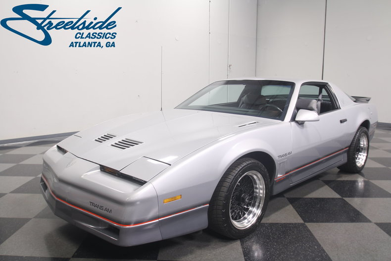 For Sale: 1985 Pontiac Trans Am