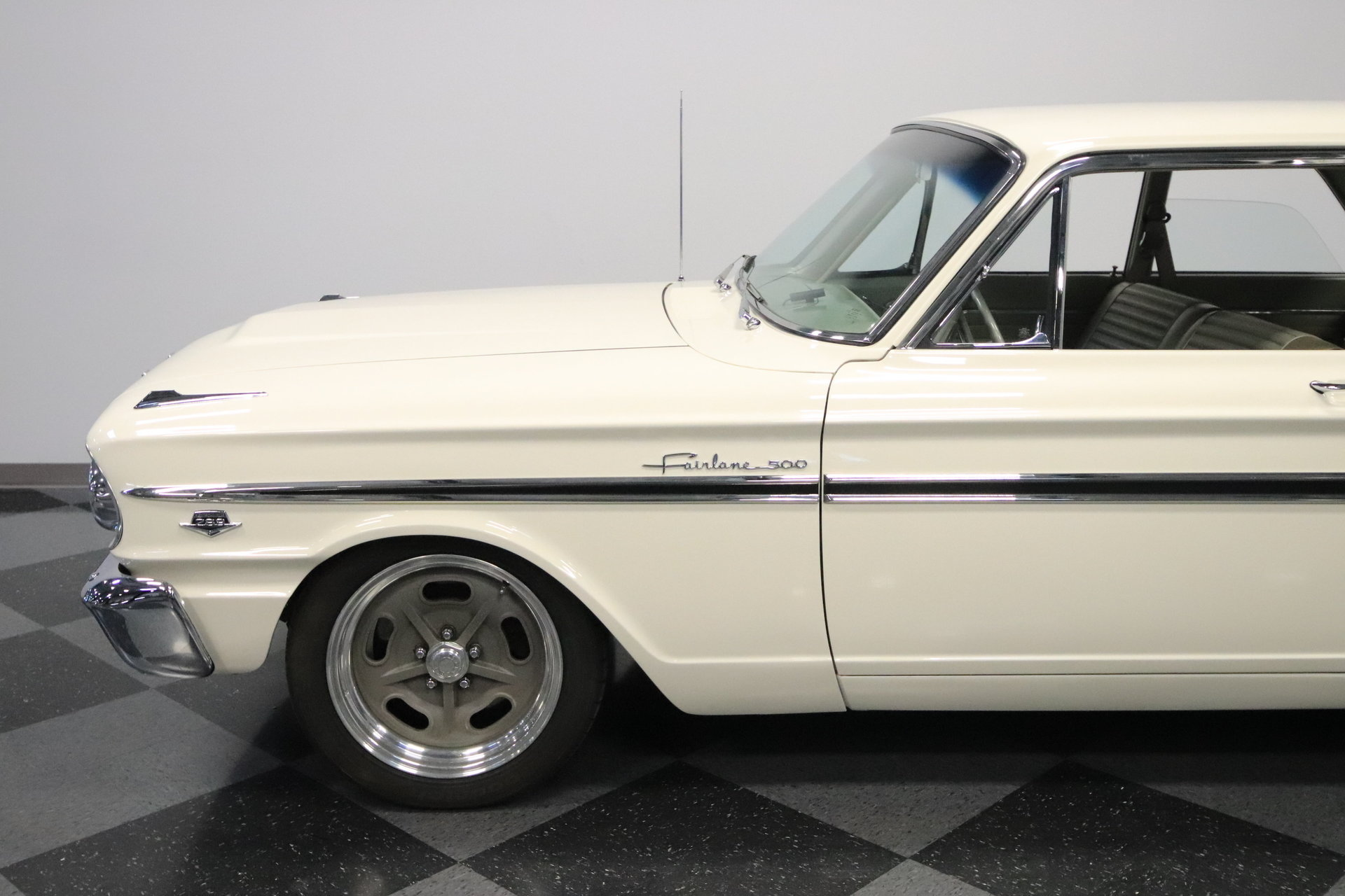 For Sale: 1964 Ford Fairlane. Spincar view. Play Video. View 360