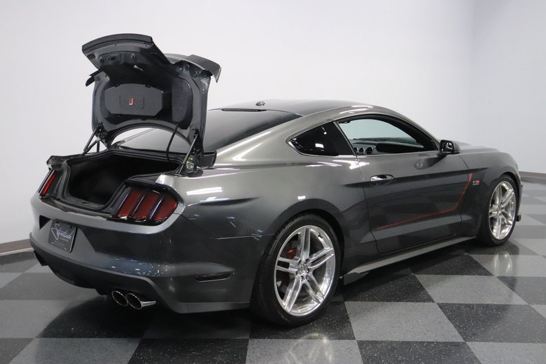 2015 ford mustang roush stage 3 for sale 79244 mcg. Black Bedroom Furniture Sets. Home Design Ideas