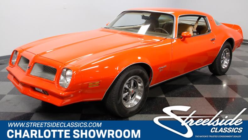 For Sale: 1976 Pontiac Firebird