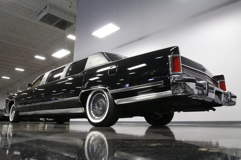 Lincoln Limousine Price >> 1979 Lincoln Continental | Streetside Classics - The Nation's Trusted Classic Car Consignment Dealer