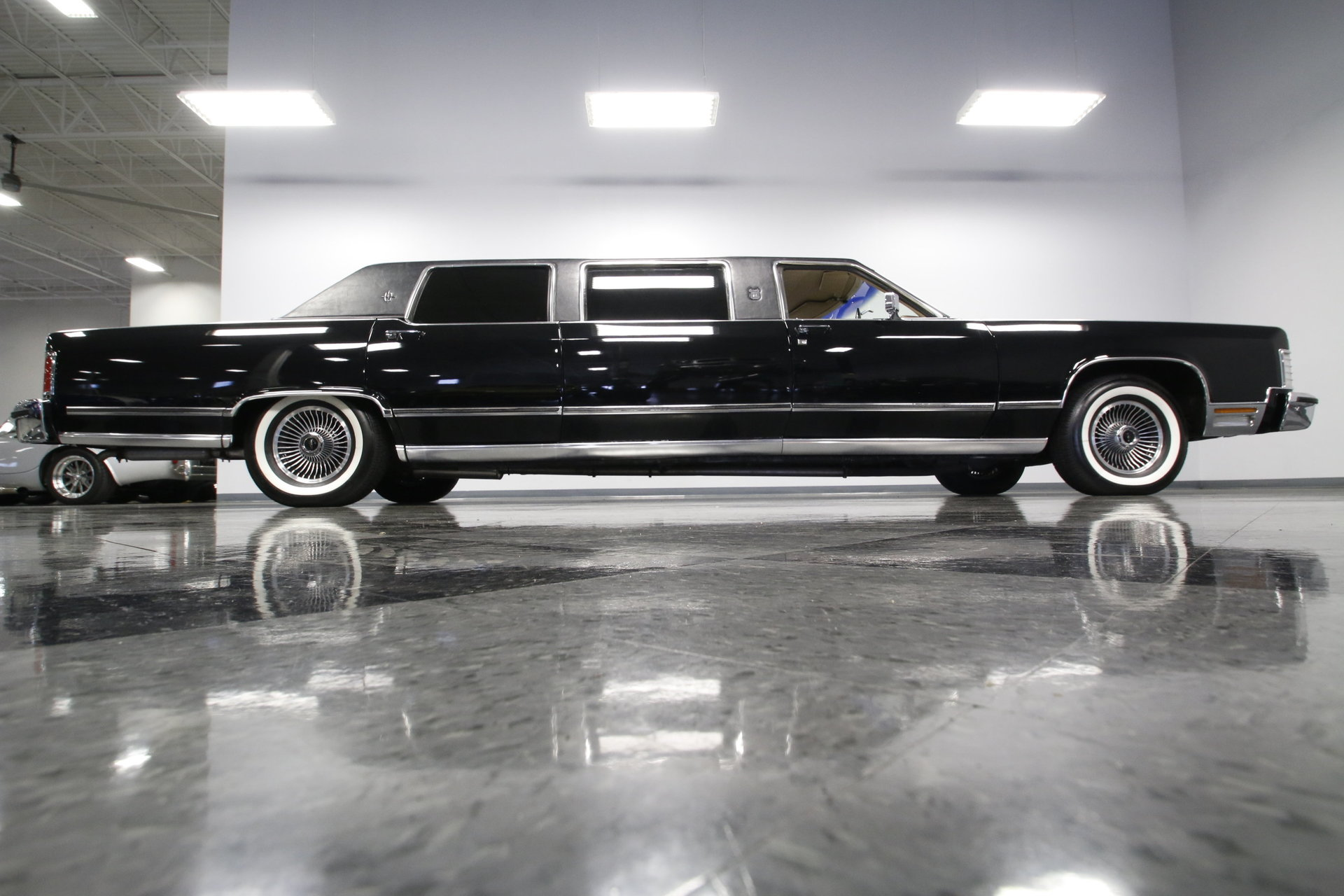 D Bfd Hd Lincoln Town Car Stretch Limo