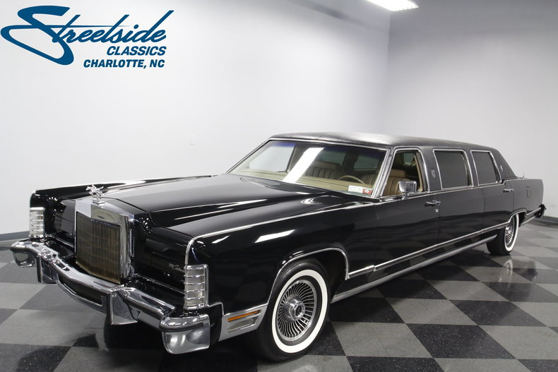 For Sale: 1979 Lincoln Continental