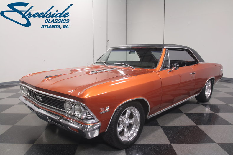 1966 chevrolet chevelle streetside classics the nation 39 s trusted classic car consignment dealer. Black Bedroom Furniture Sets. Home Design Ideas