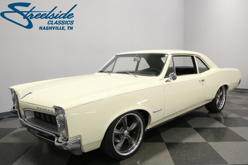 For Sale: 1967 Pontiac Tempest
