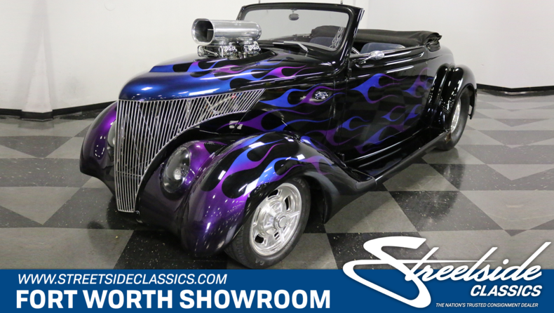 For Sale: 1936 Ford Cabriolet