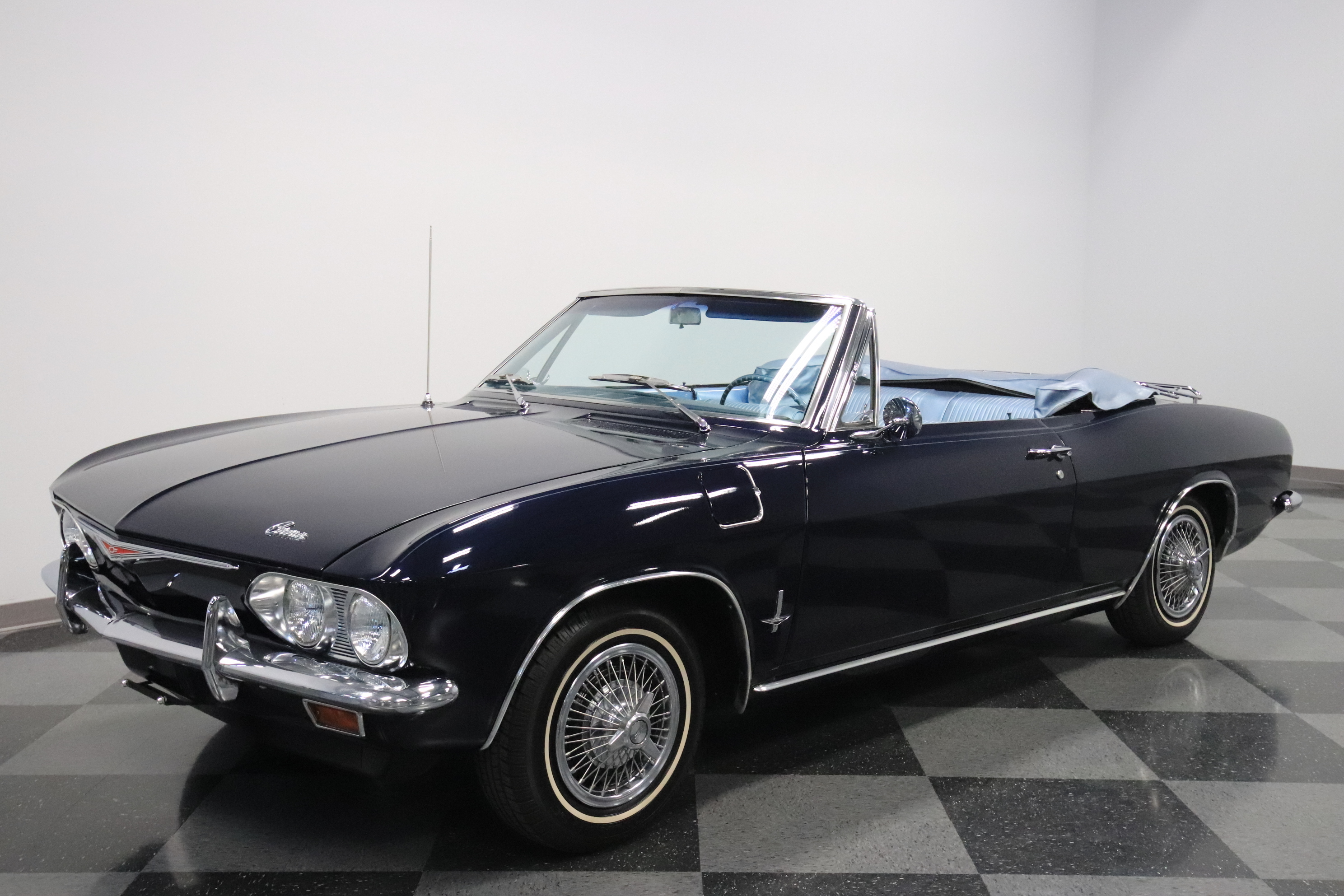 1965 Chevrolet Corvair Monza s Matching 164 Ci Flat 6 Auto C for ...