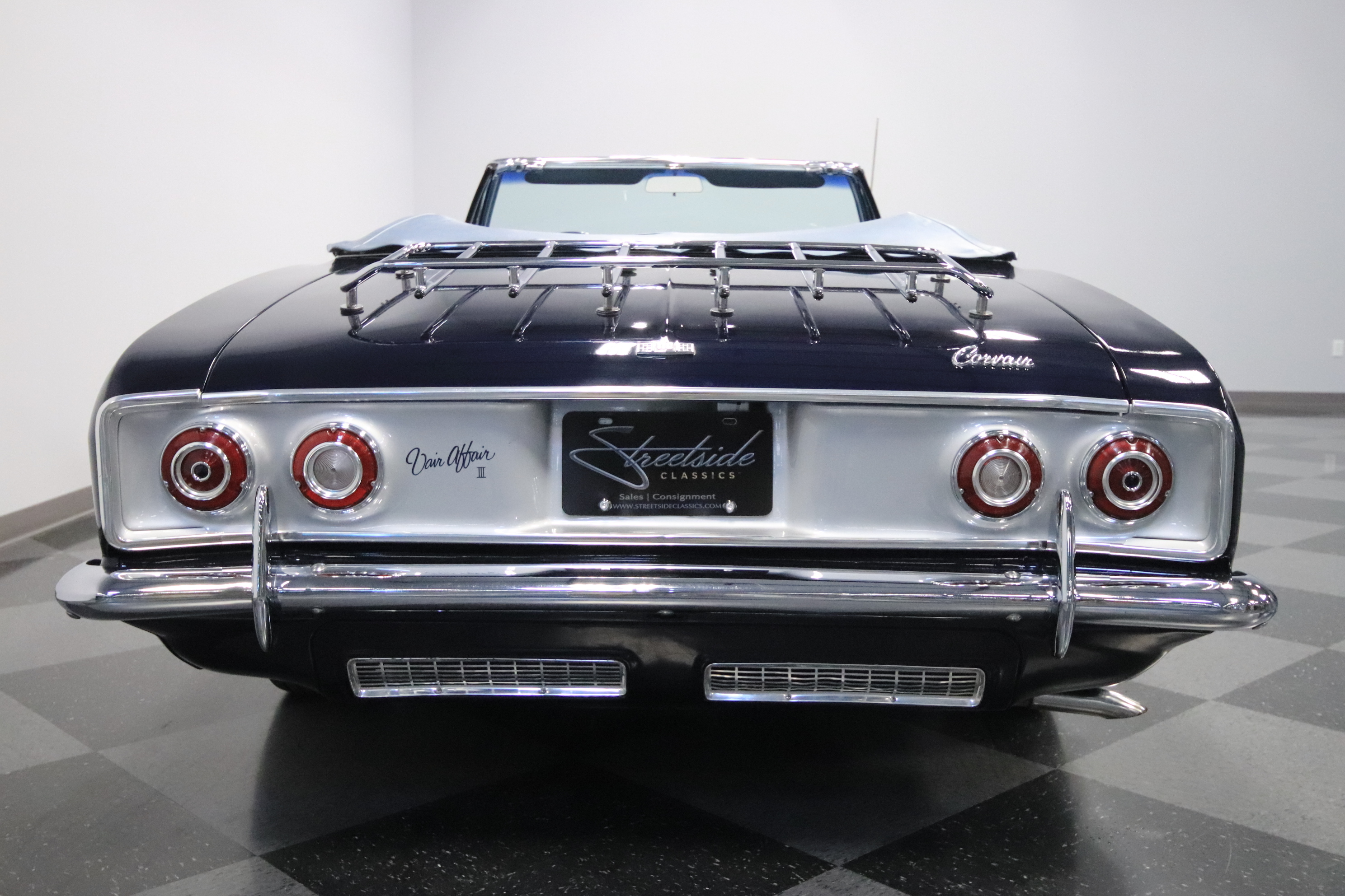 Chevrolet Corvair Monza s Matching 164 Ci Flat 6 Auto Clean for sale ...