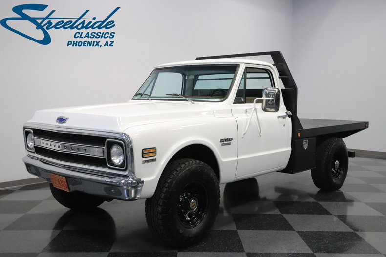 For Sale: 1970 Chevrolet K-20