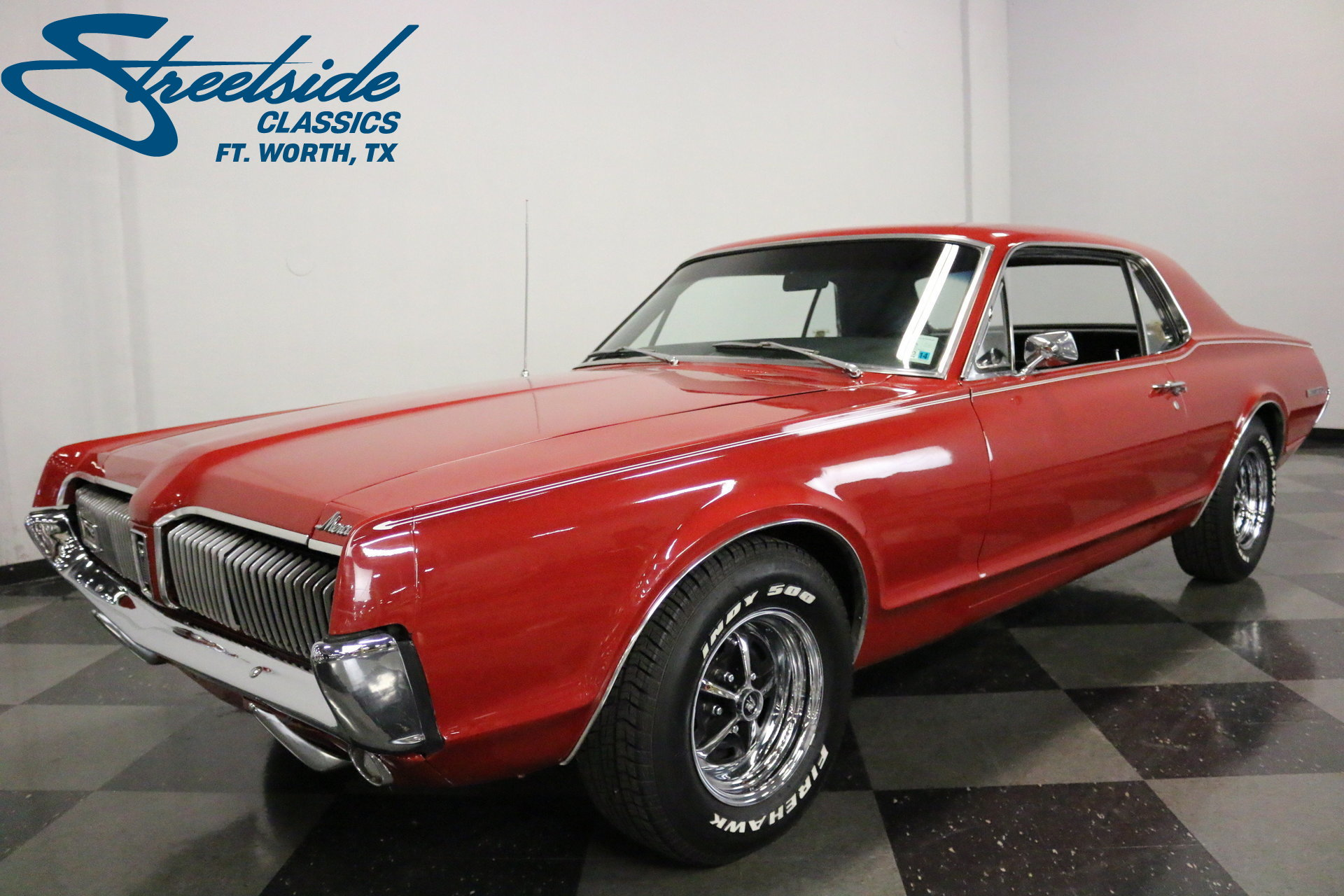 1967 Mercury Cougar   My Classic Garage