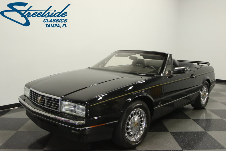 For Sale: 1992 Cadillac Allante