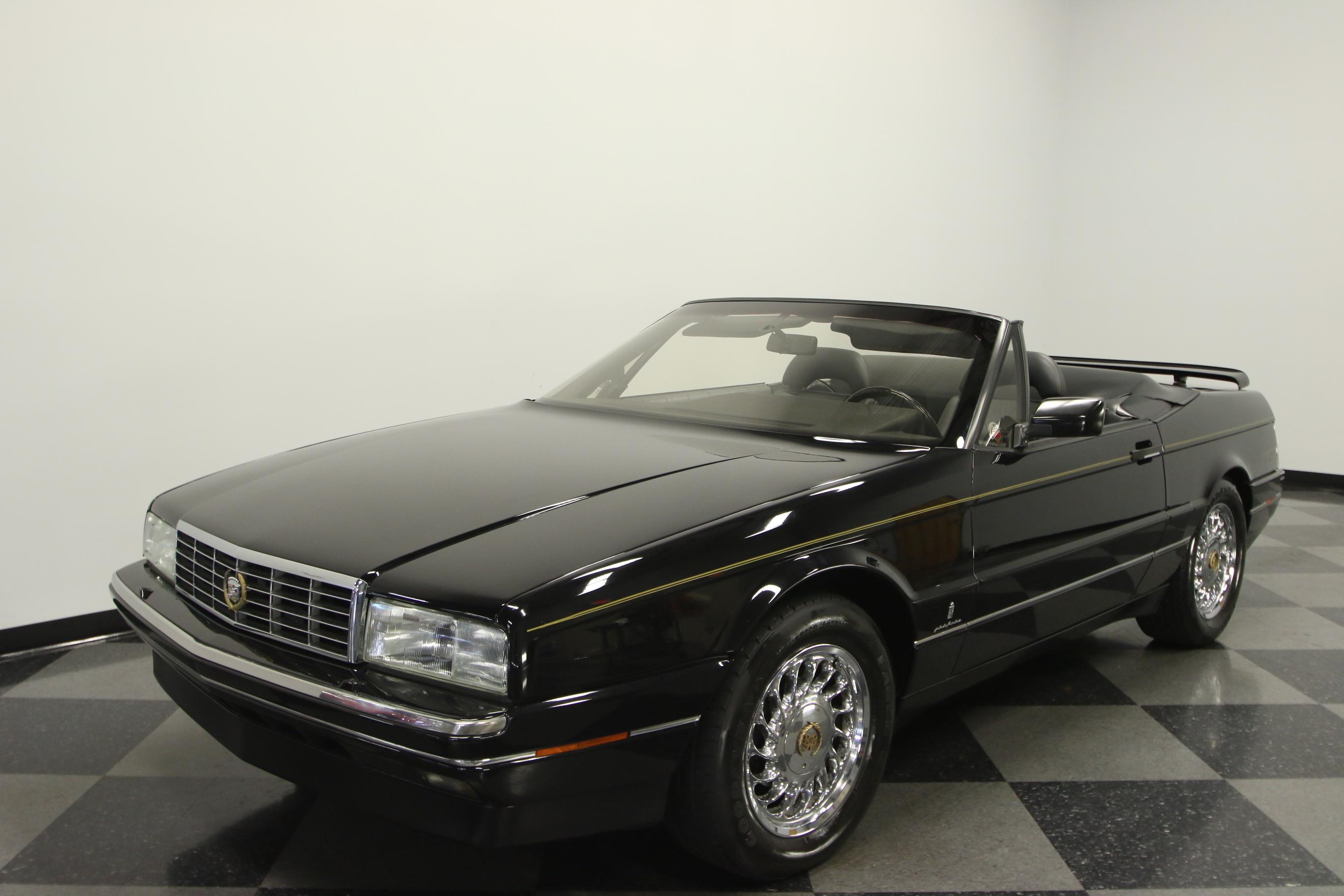 1992 Cadillac Allante | eBay
