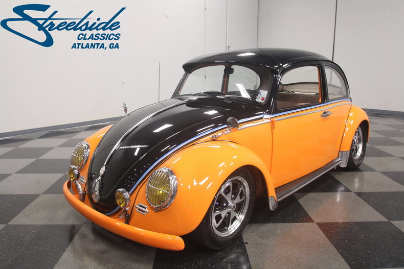 For Sale: 1966 Volkswagen Beetle
