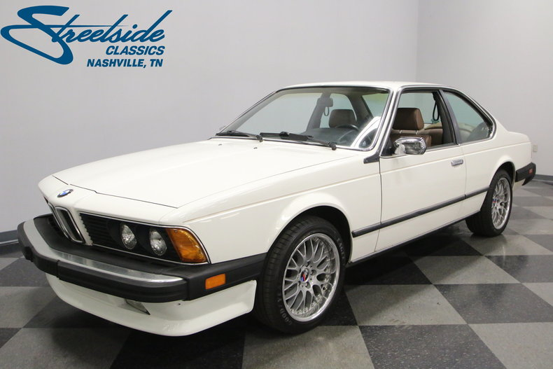 For Sale: 1985 BMW 635csi