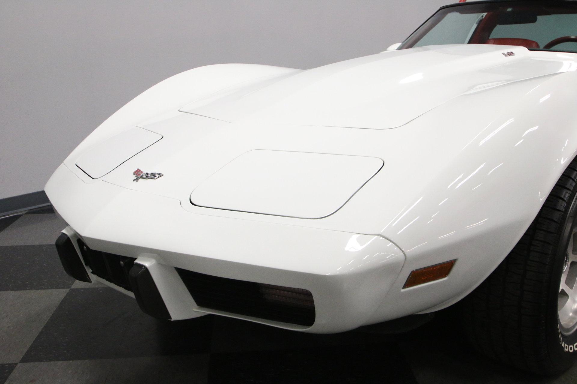 1979 Chevrolet Corvette L 82 For Sale 80271 Mcg