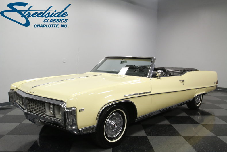 1969 Buick Electra 225 Streetside Classics The Nation S Trusted Classic Car Consignment Dealer
