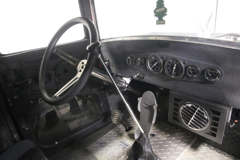 Model T Ford Steering Parts : Ford model t rat rod for sale mcg