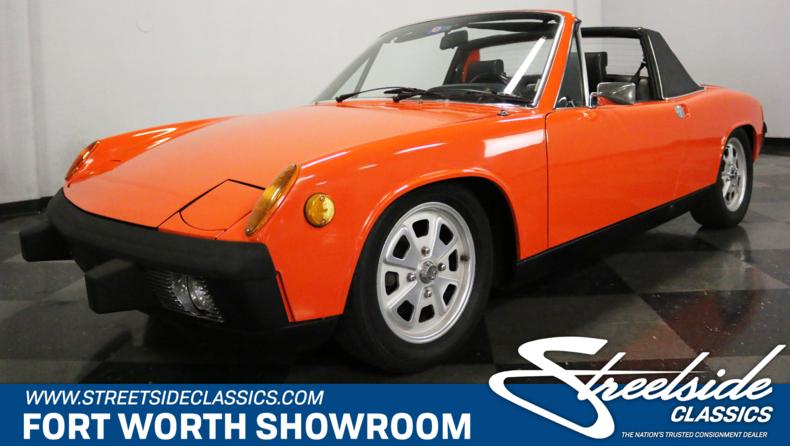 For Sale: 1974 Porsche 914